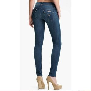 Hudson Collin Skinny Jean with Flap Pocket